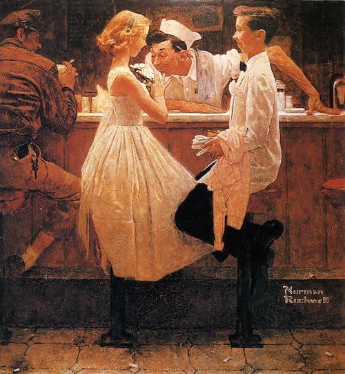 Norman Rockwell (2)