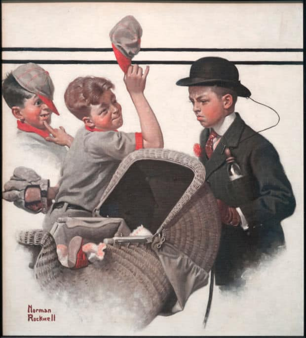 the life and works of norman rockwell A selection of books about the life and work of norman rockwell this grouping includes six books about norman rockwell's work and one book by norman rockwell about.