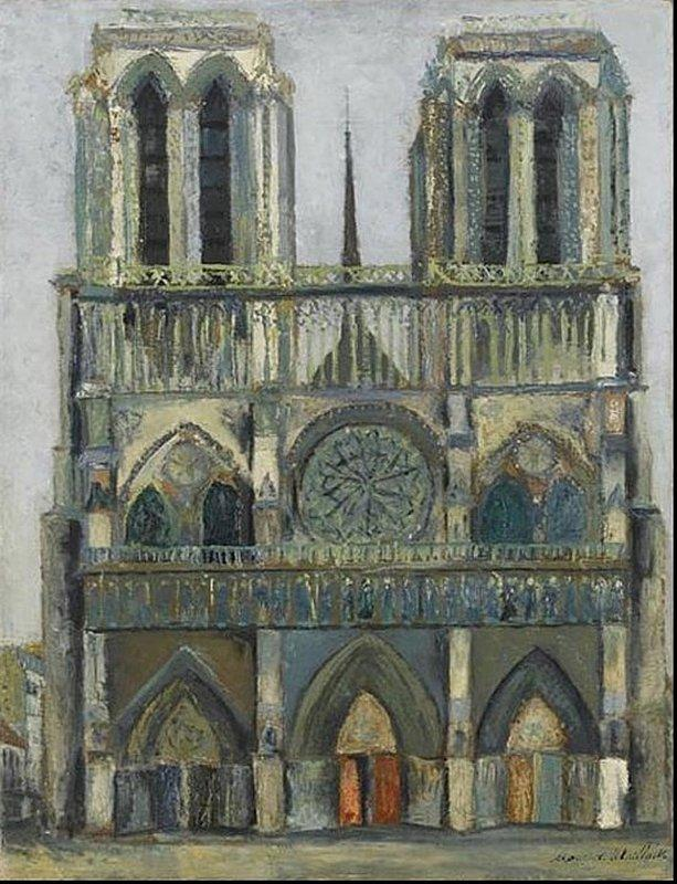 Notre Dame - Edward Hopper
