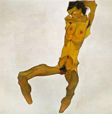 Self-Portrait (1910)