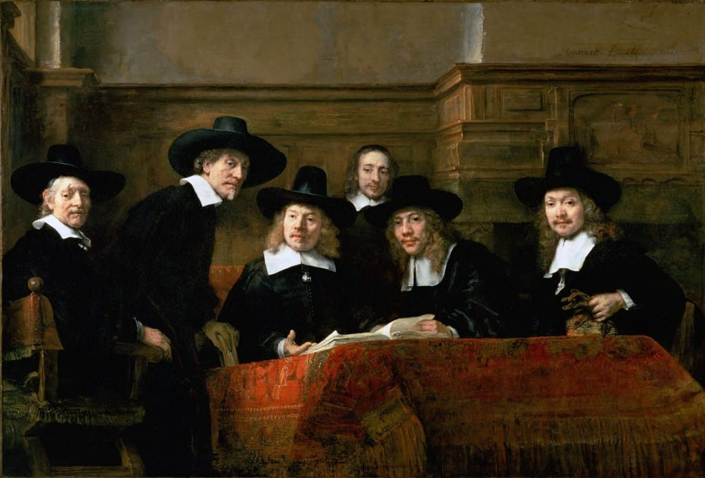 The Syndics of the Amsterdam Drapers' Guild
