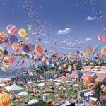 A Day at the Fair – Hiro Yamagata