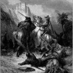 A Heroine Florine of Burgundy – Gustave Dore