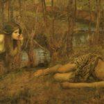 A Naiad – John William Waterhouse