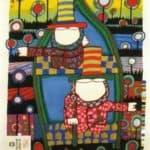 851A The Right to Dream - Friedensreich Hundertwasser