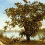 A View from Sacramento – Albert Bierstadt