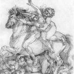 Abduction – Albrecht Durer