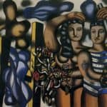 Adam and Eve – Fernand Leger