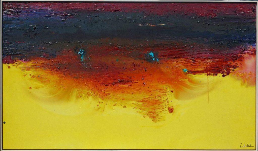 Adirondacks - Helen Frankenthaler