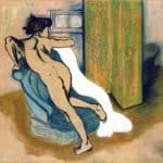 After The Bath – Suzanne Valadon