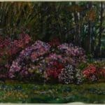 Alicia's Azaleas on St. Mary's River – Ivan Albright