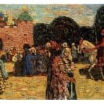 Ancient Russia –  Wassily Kandinsky
