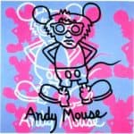 Andy Mouse – Keith Haring
