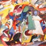 Angel of the Last Judgment –  Wassily Kandinsky