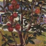 Apple tree – Zinaida Serebriakova