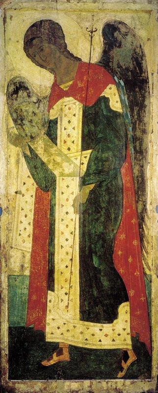 Archangel Gabriel - Andrei Rublev