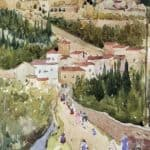 Assisi – Maurice Prendergast