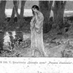 Autumn thoughts – Arnold Bocklin