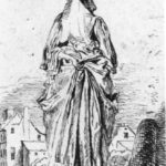 Back of Woman – Antoine Watteau