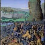 Battle of Gilboa Flavius ??Josephus – Jean Fouquet