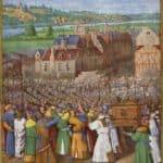 Battle of Jericho – Jean Fouquet