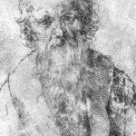 Bearded Man – Albrecht Durer