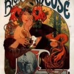 Beer of the Meuse – Alphonse Mucha