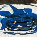 Blue Aquarium – Georges Braque