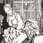 Book of the Marquise. Illustration 4 – Konstantin Somov