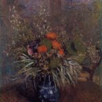 Bouquet of Flowers – Alfred Sisley