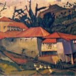 Brook House  – Amadeo de Souza-Cardoso
