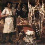 Butcher's Shop – Annibale Carracci