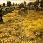 Buttercups in a Meadow – Stanley Spencer