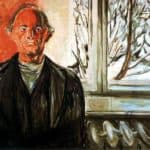 By the Window – Edvard Munch
