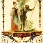 Cajoler – Antoine Watteau