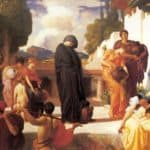 Captive Andromache  – Frederic Leighton