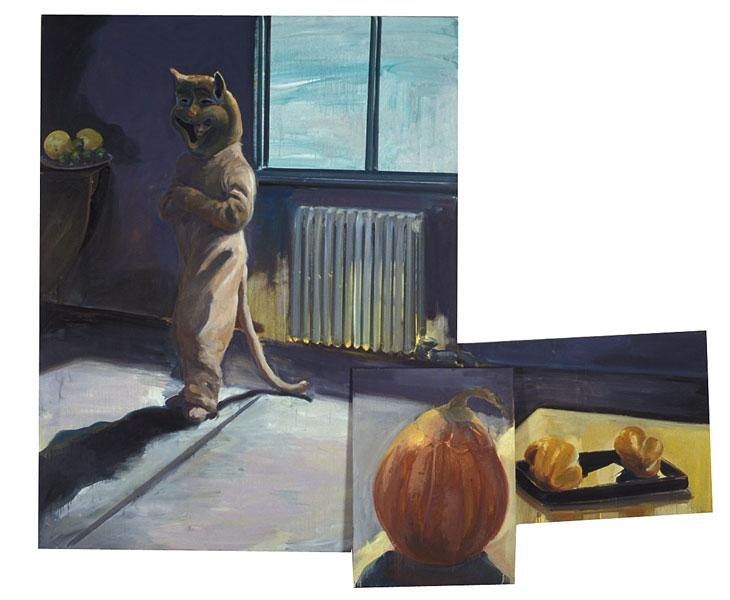 Catboy - Eric Fischl