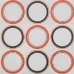 Cercle rouge et noir – Antonio Asis