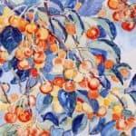 Cherries – Auguste Herbin