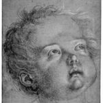 Child's Head – Albrecht Durer