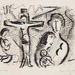 Christ family – Marc Chagall