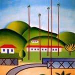 Cityscape – Tarsila do Amaral
