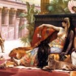 Cleopatra Testing Poisons on Those Condemned to Death – Alexandre Cabanel