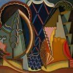 Composition, Landscape at Ceret – Auguste Herbin