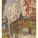 Corneille  – Tsuguharu Foujita