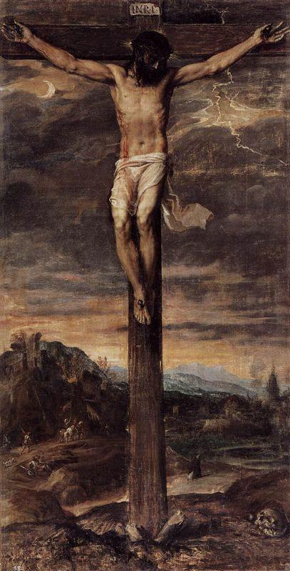 Crucifixion – Giovanni Battista Tiepolo