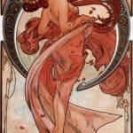 Dance – Alphonse Mucha