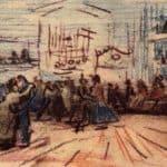 Dance-hall – Vincent van Gogh