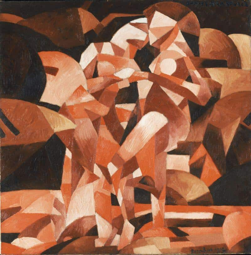 Dances At The Spring - Francis Picabia