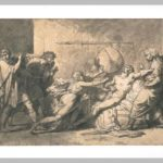 Death of Cato of Utica – Pierre-Narcisse Guerin